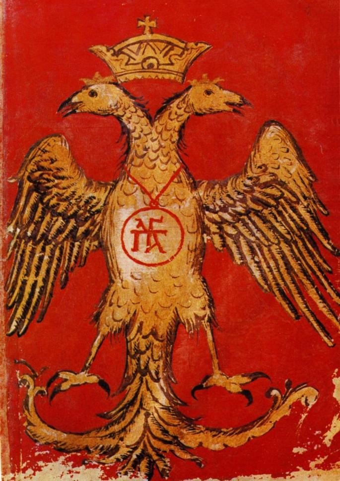 Двуглавый орел дома Палеологов